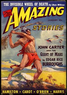 pulp magazine covers - Google Search