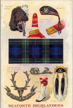 063d3c5ee37 The army tartan is called Mackenzie which was also worn by the Canadian  Infantry (Seaforths) during and the Highlanders of Halifax still wear it  today.