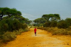 El masai by Maradentro_, via Flickr Safari, Country Roads, Social, Environmentalism, Climate Change, Women, News