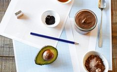 Healthy lunchbox chocolate pots recipe - By FOOD TO LOVE, Want a hunger-busting snack that's healthy, will travel, and tastes delicious to kids and adults alike? This one gets the thumbs up from everyone! Healthy Dessert Options, Healthy Options, Healthy Snacks, Healthy Recipes, Sweet Potato Fritters, Quinoa Sweet Potato, Chocolate Pots Recipe, Chocolate Box, Filling Food