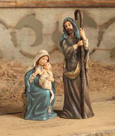 Joseph, Mary