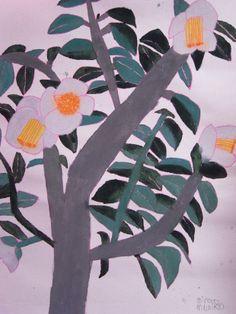 the best time of the day: miro comachiko. Art And Illustration, Illustrations, Botanical Illustration, Morris, Green Art, Japanese Artists, Pretty Art, Botanical Art, Lovers Art