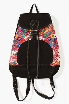 Flores Backpack - Huipil