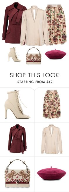 """love and romance"" by irish-mcbride ❤ liked on Polyvore featuring Sergio Rossi, Mother of Pearl, Proenza Schouler, A.L.C. and Brixton"