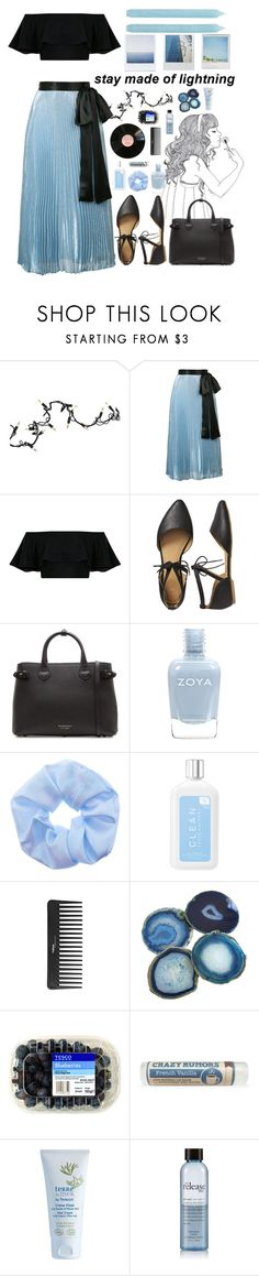 """""""Untitled #122"""" by little-nightingale ❤ liked on Polyvore featuring Kurt Adler, Christopher Kane, Gap, Burberry, Zoya, CLEAN, Sephora Collection, Thalgo, philosophy and Polaroid"""