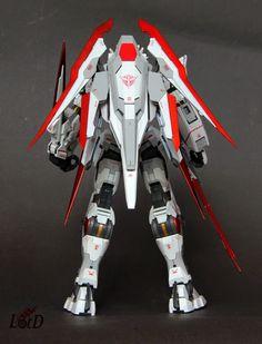 "Custom Build: MG 1/100 Gundam 00 Quanta ""The Doctor"" - Gundam Kits Collection News and Reviews"
