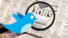 A quién seguir en Twitter si estoy buscando empleo