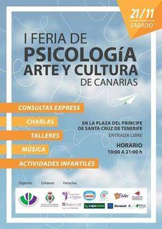 Feria de Psicología, Arte y Cultura de Canarias | Canarias Free