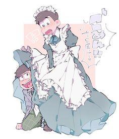 「おそ松さん」面白画像集【ツイッターまとめ】 - NAVER まとめ Ichimatsu, Siblings, Anime, Brother Sister, Cartoon Movies, Anime Music, Anime Shows
