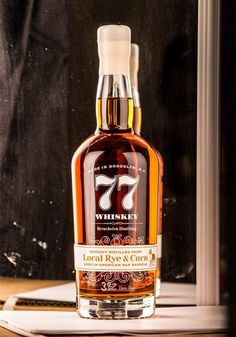 77 Whiskey — The Dieline - Package Design Resource