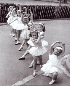 ballerinas to be