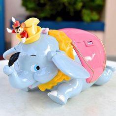 New Dumbo popcorn bucket from Tokyo Disneyland.