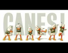 Awwwwwwwwww.....C-A-N-E-S, 'Canes!!!!