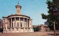 Philadelphia Exchange, 1832, Independence Park, Philadelphia