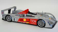 Norev model 1:18 Audi R10 LM