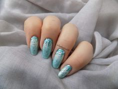 *frozen nails*