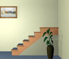 Stair Builder   Choose Your Newel Post, Handrail And Balusters And See Them  In The