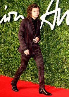 """ British Fashion Awards - Red Carpet Arrivals """