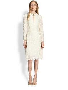 Marc by Marc Jacobs - Lancaster Lace Dress - Saks.com