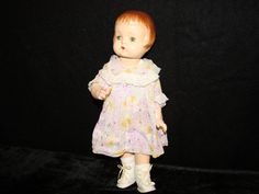 Patsy Anne is an original 1930s Effanbee composition Patsy Doll via Etsy