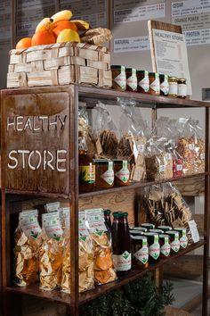 L'healthy Store V3, dove potete trovare gli ingredienti giusti per ricreare le nostre ticette a casa vostra
