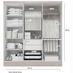 64 ideas for bedroom closet wardrobe cabinets Wardrobe Design Bedroom, Wardrobe Cabinets, Bedroom Furniture Design, Bedroom Wardrobe, Wardrobe Closet, Furniture Layout, Master Bedroom Closet, White Furniture, Wardrobe Ideas