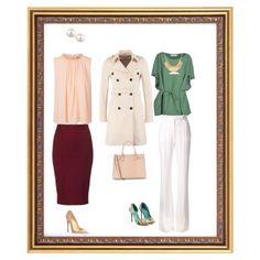 Dos prendas básicas que se pueden usar en dos outfit