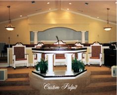 Custom Church Podiums   Google Search. Set Design