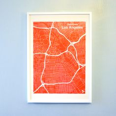 silk screen maps