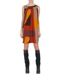 A-line dress by max and co