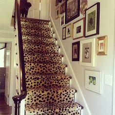 Leopard Carpet, Staircase Runner, Stair Runners, Hallway Runner, Balustrades, Banisters, Stair Treads, Railings, Layout