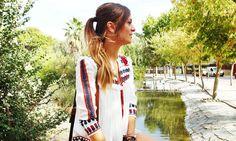 La blusa adorada by SweeTrendy ¡Hola Otoño! Pues nada que nos ha dado todas por la dichosa blusa / chaqueta de Zara… y es que queda genial con cualquier cosita,