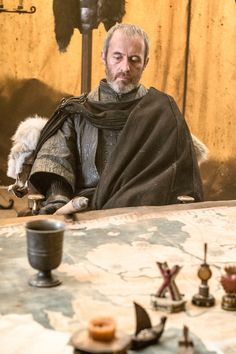 """Stannis Baratheon 