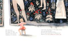 Isabelle Arsenault, Cloth Lullaby