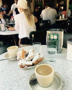 Yes!! Take me back to New Orleans and beignets at Cafe Du Monde😍 #wearelivingouradventure
