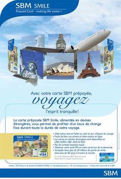 SBM Smile Prepaid Card - Making Life Easier ! Info: 207 0111