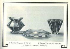 Extrait du catalogue VSL 1933.