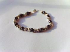Magnetic Bead Bracelet - Beading Daily