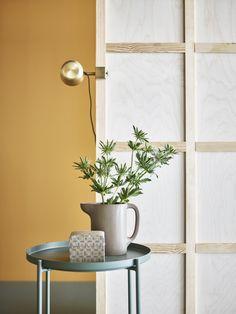 GLADOM salontafel | IKEA IKEAnl IKEAnederland inspiratie wooninspiratie interieur wooninterieur designdroom tafel dienblad groen prijsverlaging staal multifunctioneel stijlvol