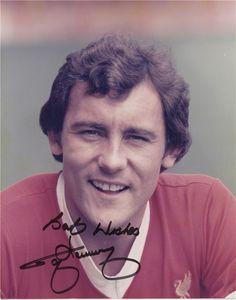 Ray Kennedy... a real footballer. #LFC #legend