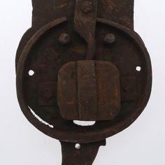 LÅS, 3 st, 1700-tal.