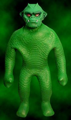 My favorite toy of ALL time! My brother had Stretch Armstrong and I had Monster. They lasted forever until we took the heads off to see the syrup inside. 70s Toys, Retro Toys, Vintage Toys, Childhood Toys, Childhood Memories, Stretch Armstrong, Old School Toys, Vinyl Toys, Classic Toys