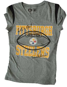 NFL Team Apparel Girls Pittsburgh Steelers Shirt Top Short Sleeve Size 8 10 gm | Clothing, Shoes & Accessories, Kids' Clothing, Shoes & Accs, Girls' Clothing (Sizes 4 & Up) | eBay!