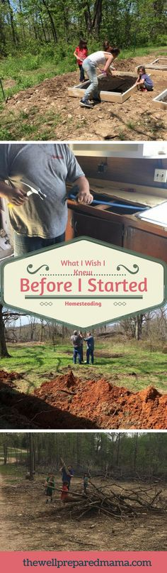 What I Wish I Knew Before I Started Homesteading, definitely isn't all cute and sweet, but it is all worth it and I wouldn't change it for the world.