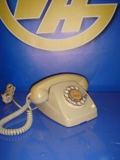 Antiguedades-telefono de baquelita BUEN ESTADO no equalizado