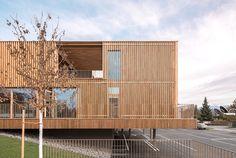 Gallery of Sparkasse Bank / Dietger Wissounig Architekten - 1