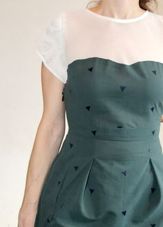 LOVE the fabric choices. Cannot settle on fabric for this dress after seeing this.