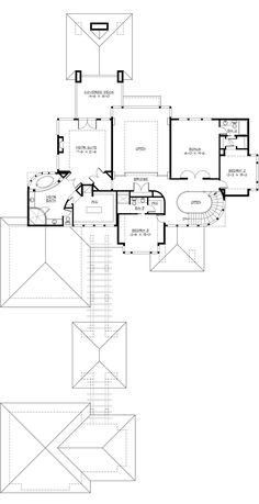 Plan 132-221 - Houseplans.com