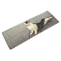 Kitty cobra pose mat for the yoga lover on your list!