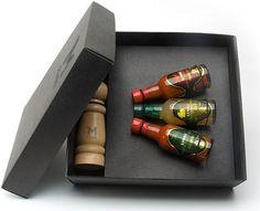 Remind: brindes promocionais : Kit Pimenta Caseira com Moedor